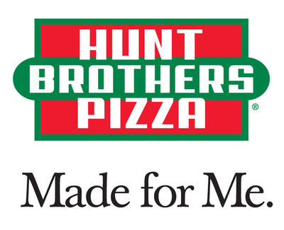 Hunt Brothers Pizza Logo.