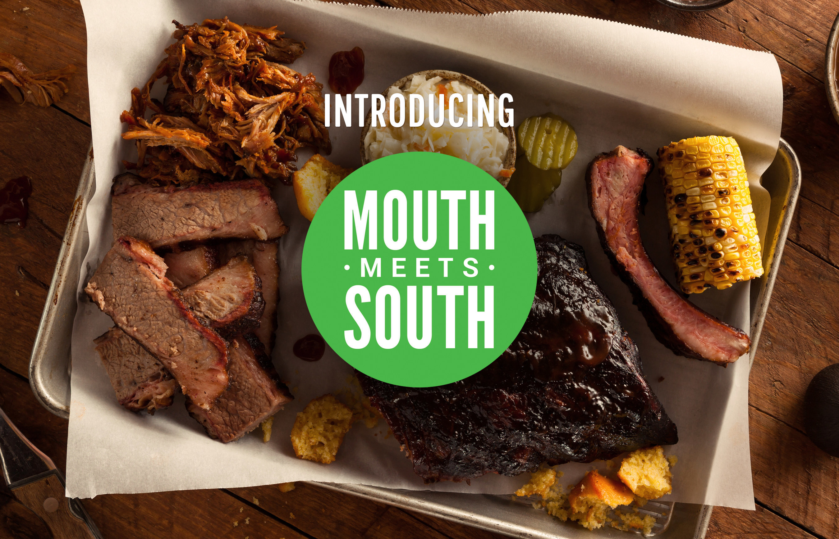 Mouth Meets South™ Fills Void in Grocer Freezer Section and Captures Essence of Southern Cuisine in
