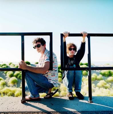 MGMT Set To Release Self-titled Album on September 17. (PRNewsFoto/Columbia Records, Danny Clinch)
