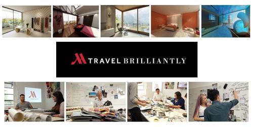 What makes a #brilliantguestroom? (PRNewsFoto/Marriott Hotels)