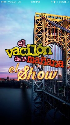 """El Vacilon De La Manana , El Show - LaMusica's daily web series featuring NYC's number one morning radio show on WSKQ-FM. Originating from its actual on-air studio, this variety show will feature the day's """"Trending Topics"""" in entertainment; news, celebrity gossip and actualities, along with some of Vacilon's most popular comedic segments."""