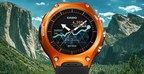 Casio Introduces new Smart Outdoor Watch WSD-F10 at CES 2016