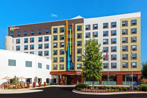 EVEN Hotels Rockville - Exterior (PRNewsFoto/IHG)