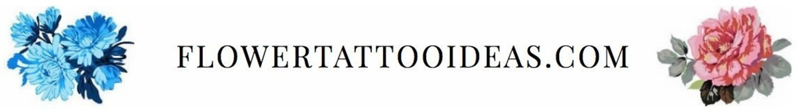 Flower Tattoo Ideas Website, a Site that Features Dozens of Beautiful Photos of Flower Tattoos, is Launched