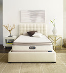Simmons Bedding Company brand transformation keeps consumers Living Life Fully Charged(TM).  (PRNewsFoto/Simmons Bedding Company)