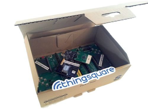 Thingsquare IoT evaluation kit