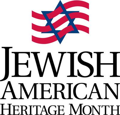 Jewish American Heritage Month.  (PRNewsFoto/Jewish American Heritage Month (JAHM))