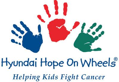 Hyundai Hope On Wheels Logo