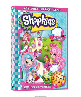 From Universal Pictures Home Entertainment: Shopkins Chef Club