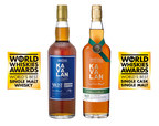World's Best Single Malt and World's Best Single Cask Single Malt, World Whiskies Awards