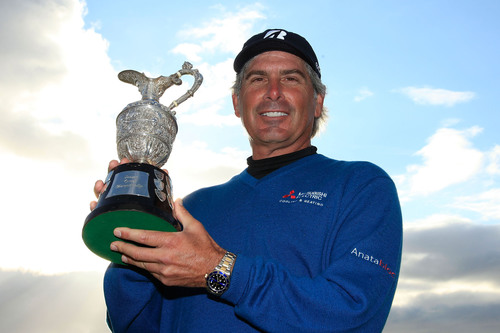 Anatabloc(R) Brand Ambassador, Fred Couples.  (PRNewsFoto/Star Scientific, Inc.)