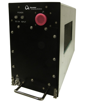 Atrenne's D2D-34TLA air-cooled 3U VPX ATR Chassis moves seamlessly from the lab to deployment.