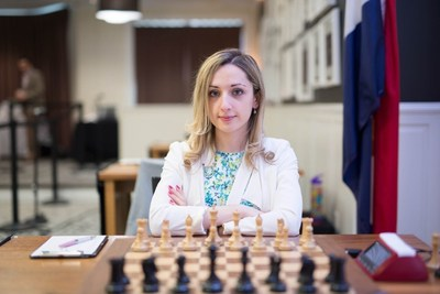 International Master Nazi Paikidze was named the 2016 U.S. Women's Champion upon the concluding round of the U.S. Chess and Women's Championships at the Chess Club and Scholastic Center of Saint Louis (CCSCSL) April 25. Paikidze faced 11 opponents in nearly two weeks of tournament play to win the title and $25,000 prize. Paikidze, 22, and 2016 U.S. Chess Champion Fabiano Caruana, 23, are among the youngest combined pair of U.S. Champions in the tournament's history.