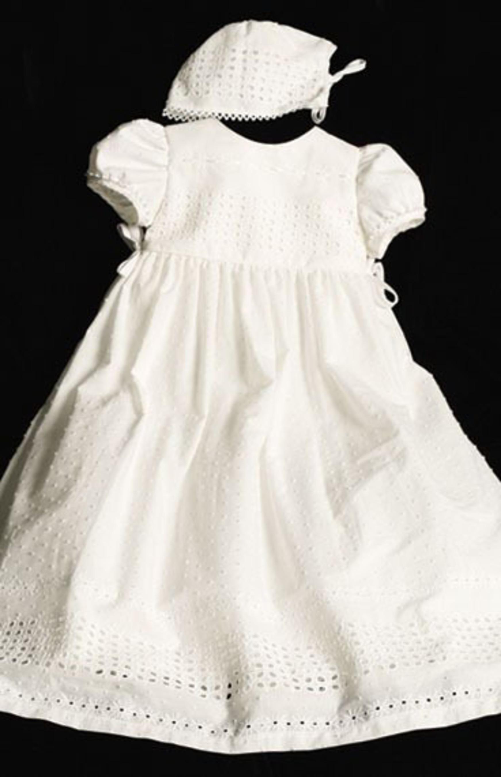 Noori Christening Dresses.  (PRNewsFoto/Noori Dresses)