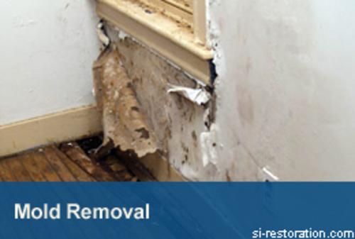 Commercial Water Damage (PRNewsFoto/SI Restoration)
