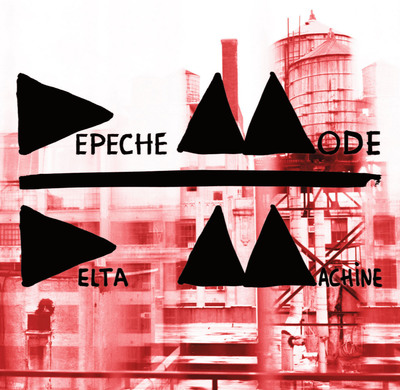Depeche Mode New Studio Album 'Delta Machine' Set For Release March 26th on Columbia Records.  (PRNewsFoto/Columbia Records)