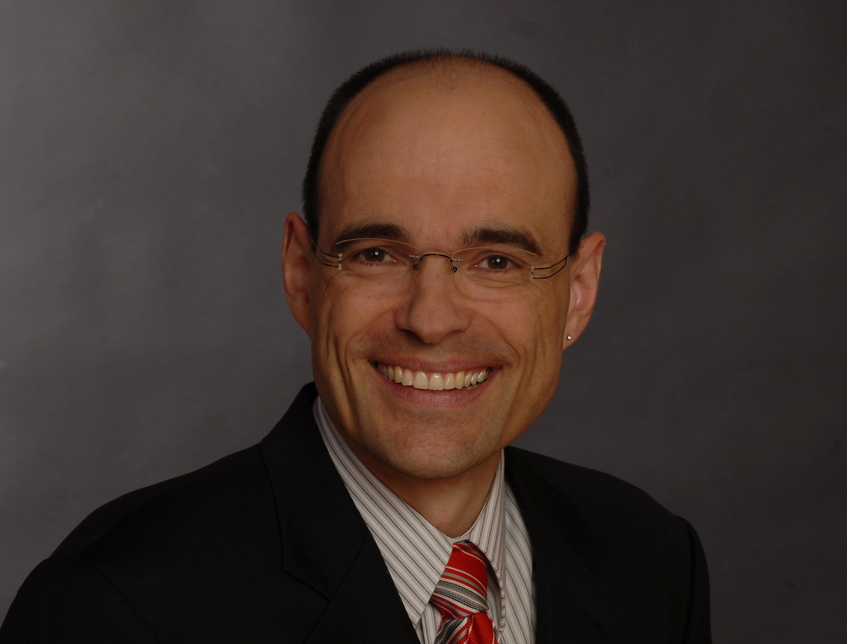 Dr. Christian Krey, CEO, EMPERRA(R) GmbH E-Health Technologies (PRNewsFoto/Business Worldwide Magazine)