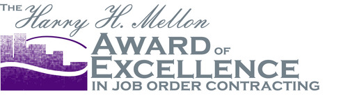 Nominations for the annual Harry H. Mellon Award of Excellence in Job Order Contracting can be made through Nov. 30, 2012, at www.JOCinfo.com/Recognition.  (PRNewsFoto/The Gordian Group)