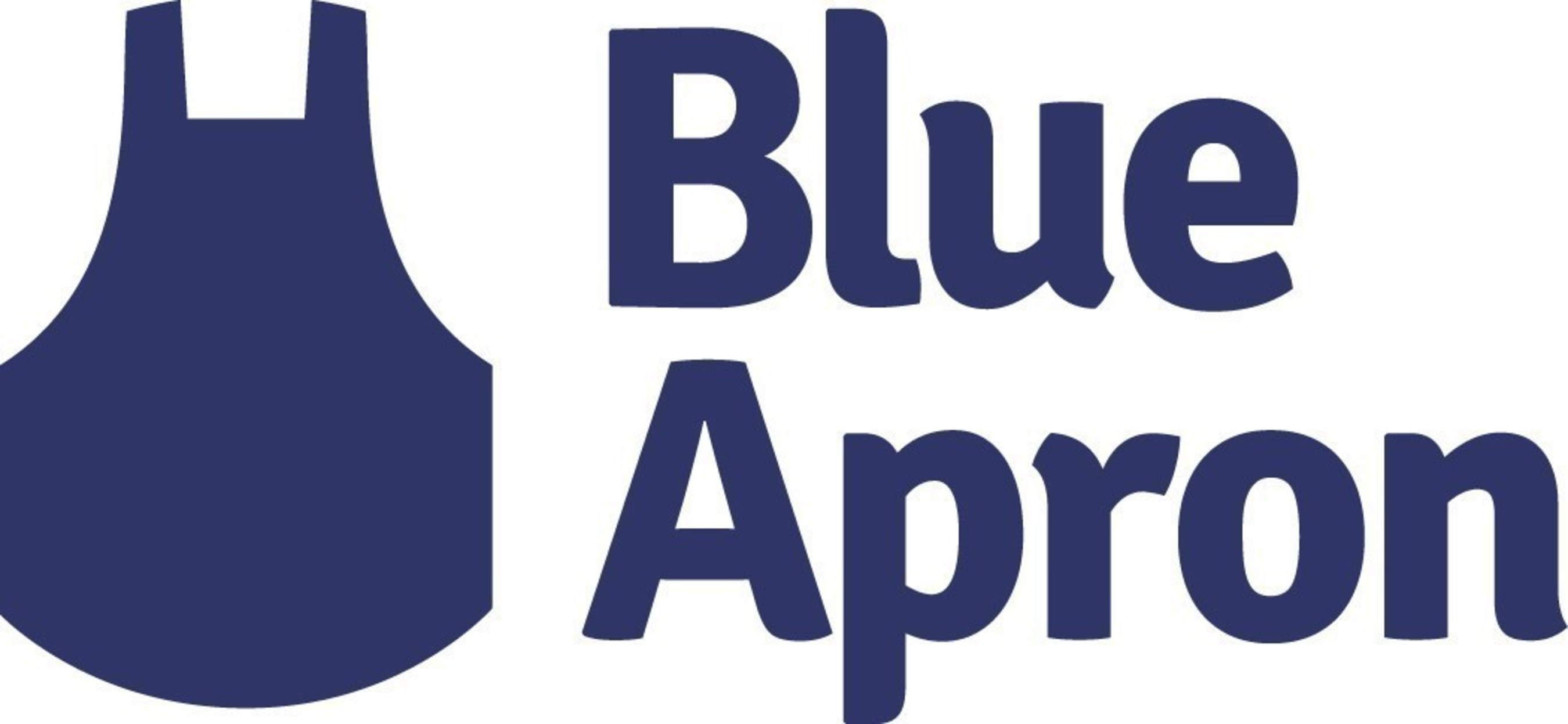 Image result for blue apron logo