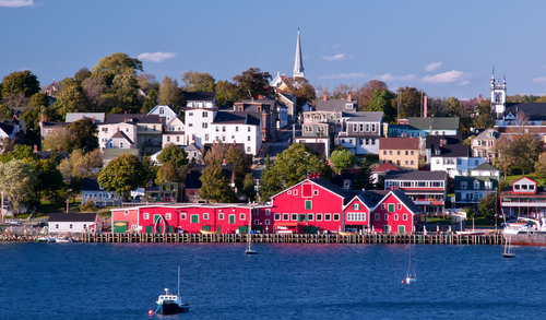 The Great Outdoors Make For Great New Excursions During Crystal's New England-Canada Season