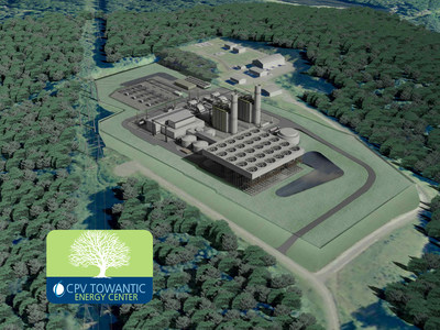 CPV Towantic Energy Center, Oxford, Ct.