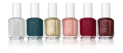 essie's winter 2016 nail polish