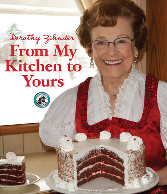 "The ""Come Cook With Me"" cookbook is a collection of recipes, wisdom, and stories comes Frankenmuth Bavarian Inn 92-year-old matriarch Dorothy Zehnder. Featuring 195 hand-picked, family-favorite recipes from her vast 1,000-plus personal collection, this 196-page edition features more recipes, kitchen tips and memories from both her home and the restaurant."