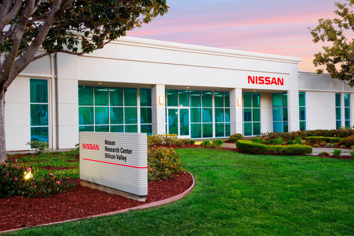 Renault-Nissan Alliance Opens Bigger Silicon Valley Research Center to Enhance Advanced Research and Development.  (PRNewsFoto/Nissan Americas)