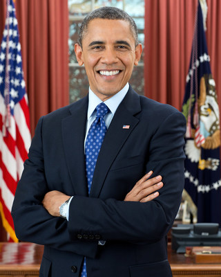 President Barack Obama (PRNewsFoto/CHCI)