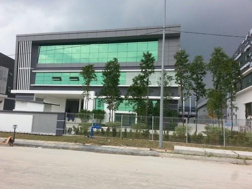 New regional hub building in Nusajaya, Malaysia (PRNewsFoto/Owen Mumford) (PRNewsFoto/Owen Mumford)