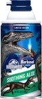 Barbasol Soothing Aloe - Jurassic World Limited Edition 2015