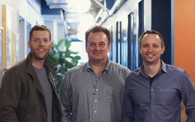 Co-Founders Dan Feidt, Steve Giddens, and Chad Nitschke