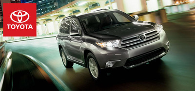 With over 20 in stock 2013 Highlanders, you are sure to find the perfect match!  (PRNewsFoto/Toyota of River Oaks)