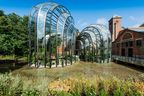BOMBAY SAPPHIRE® Returns Historic Laverstoke Mill to its Former Glory;  Opens State-of-the-art Gin Distillery & World Class Visitor Experience