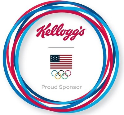 TEAM KELLOGG'S ATHLETES MAKE TEAM USA ROSTER FOR RIO 2016 OLYMPIC GAMES