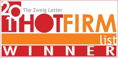 Zweig White Hot Firm 2011.  (PRNewsFoto/Engineering/Remediation Resources Group Inc.)