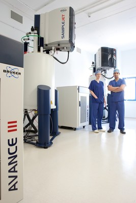 AVANCE-IVDr systems at St. Mary's Clinical Phenome Center (London, UK).