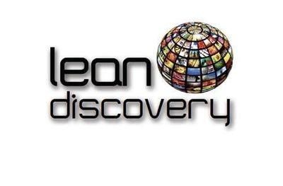 Lean Discovery Logo (PRNewsFoto/Lean Discovery Srlcr)