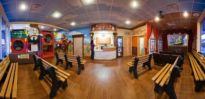 Picture of the office reception area.  (PRNewsFoto/Rodeo Dental & Orthodontics)