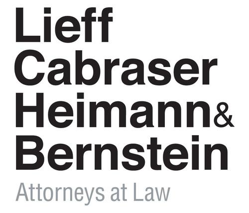 Lieff Cabraser logo.  (PRNewsFoto/Lieff Cabraser Heimann & Bernstein, LLP)