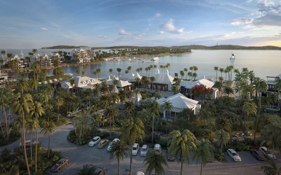 Ritz-Carlton Reserve Set To Debut In Bermuda; Legendary Luxury Brand To Introduce Stunning New Ritz-Carlton Reserve In 2018