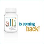 alli(R) is coming back!