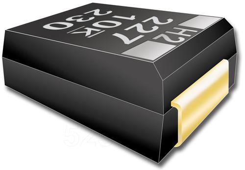 KEMET T500 200 Degrees C Rated MnO2 Series.  (PRNewsFoto/KEMET Corporation)