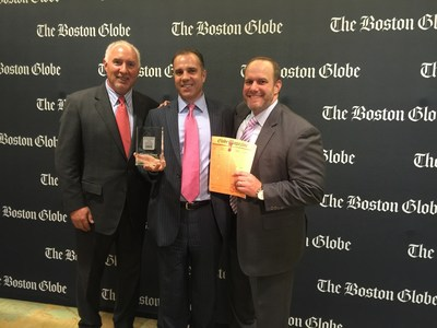 Eliassen Group Named a Top Place to Work for 2015 by the Boston Globe