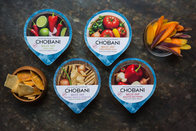 Chobani Meze(TM) Dips