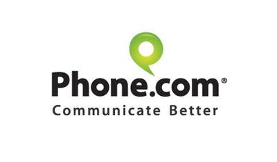 Phone.com Logo.  (PRNewsFoto/Phone.com)