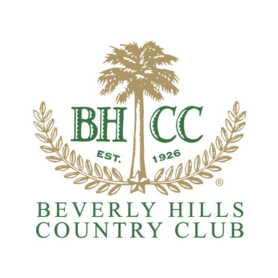 Beverly Hills Country Club official logo. (PRNewsFoto/BHCC Group, LLC) (PRNewsFoto/BHCC GROUP, LLC)