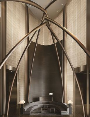 Armani Hotel Dubai marks fifth anniversary (PRNewsFoto/Armani Hotel Dubai)