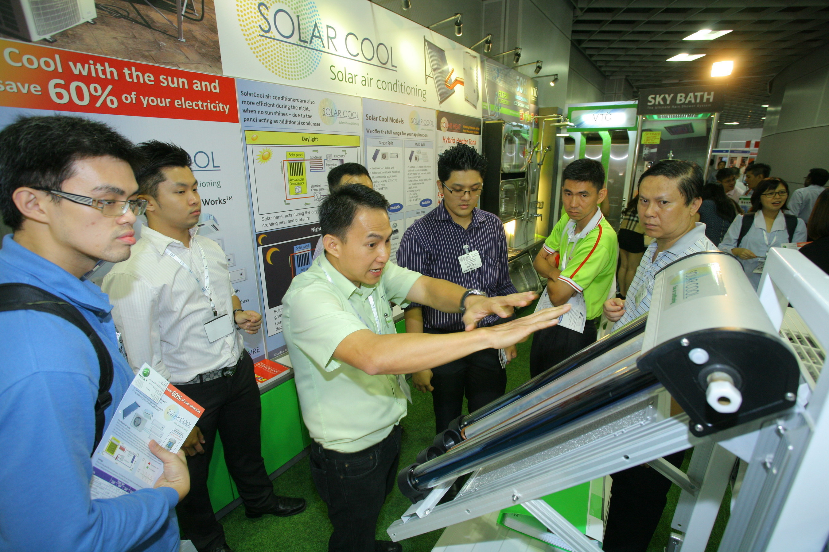 From tiny HVACR components to comprehensive sophisticated equipment, REVAC Myanmar 2015 showcase hundreds of ...