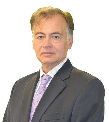 Claudio Baldovino, President of South America, Seven Seas Water(PRNewsFoto/Seven Seas Water Corporation)